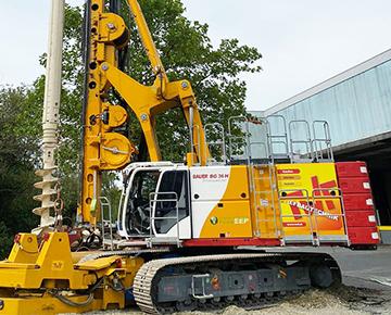 Gebraucht - TWF Baumaschinentechnik GmbH   2019